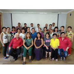 Выездной семинар Компании Agarcis в Таджикистане июль 2018г