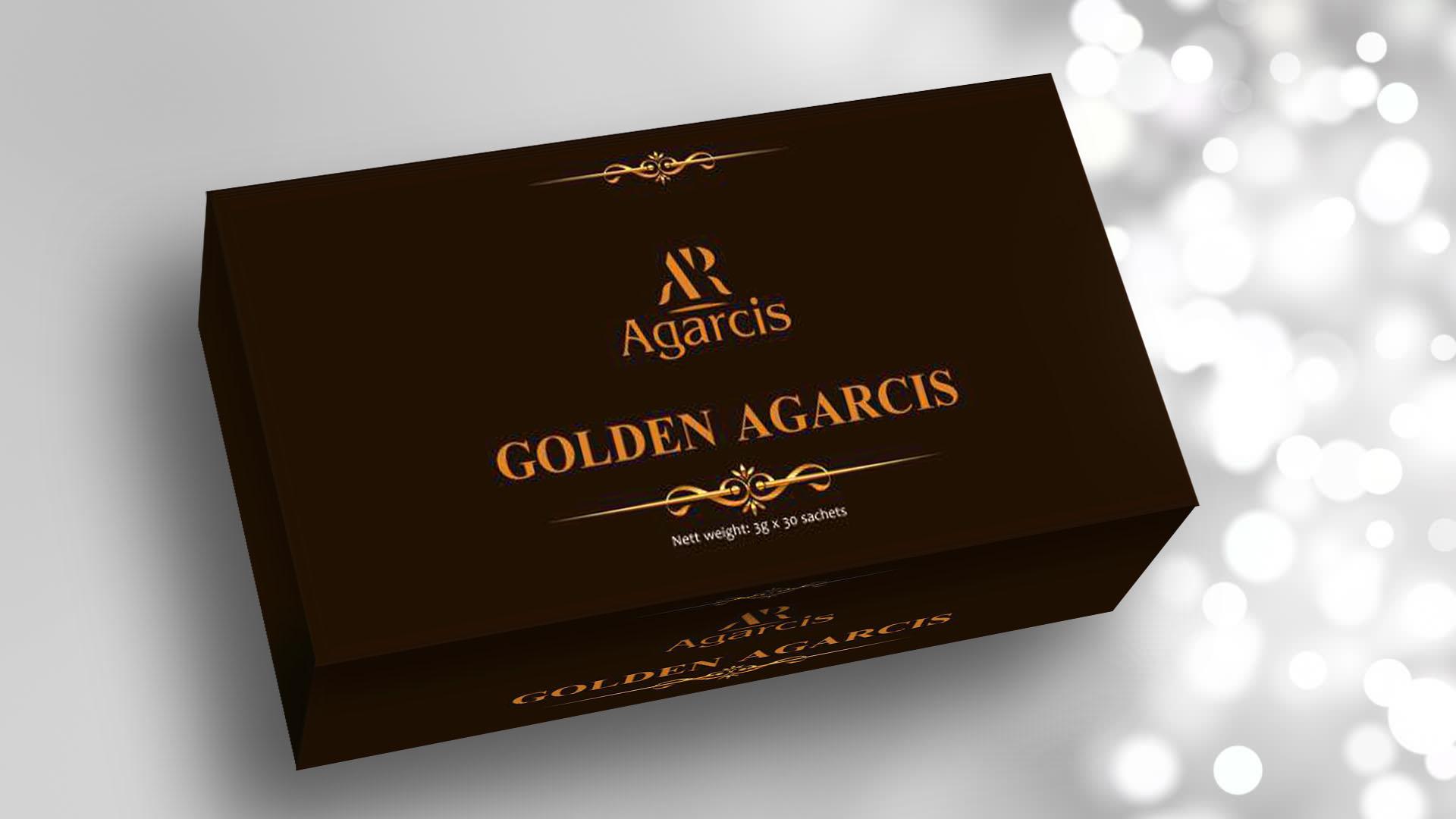 продукт golden agarcis