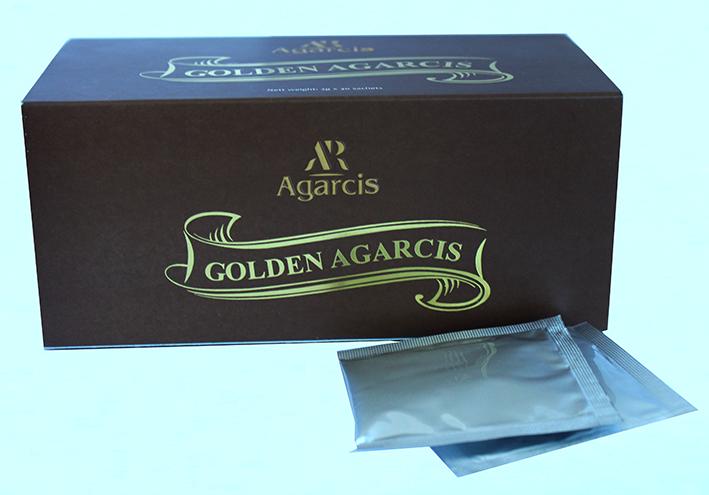 голден агарсис из экстрактов лечебных грибов